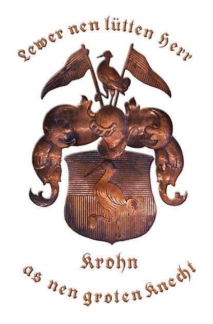 Krohn Coat of Arms